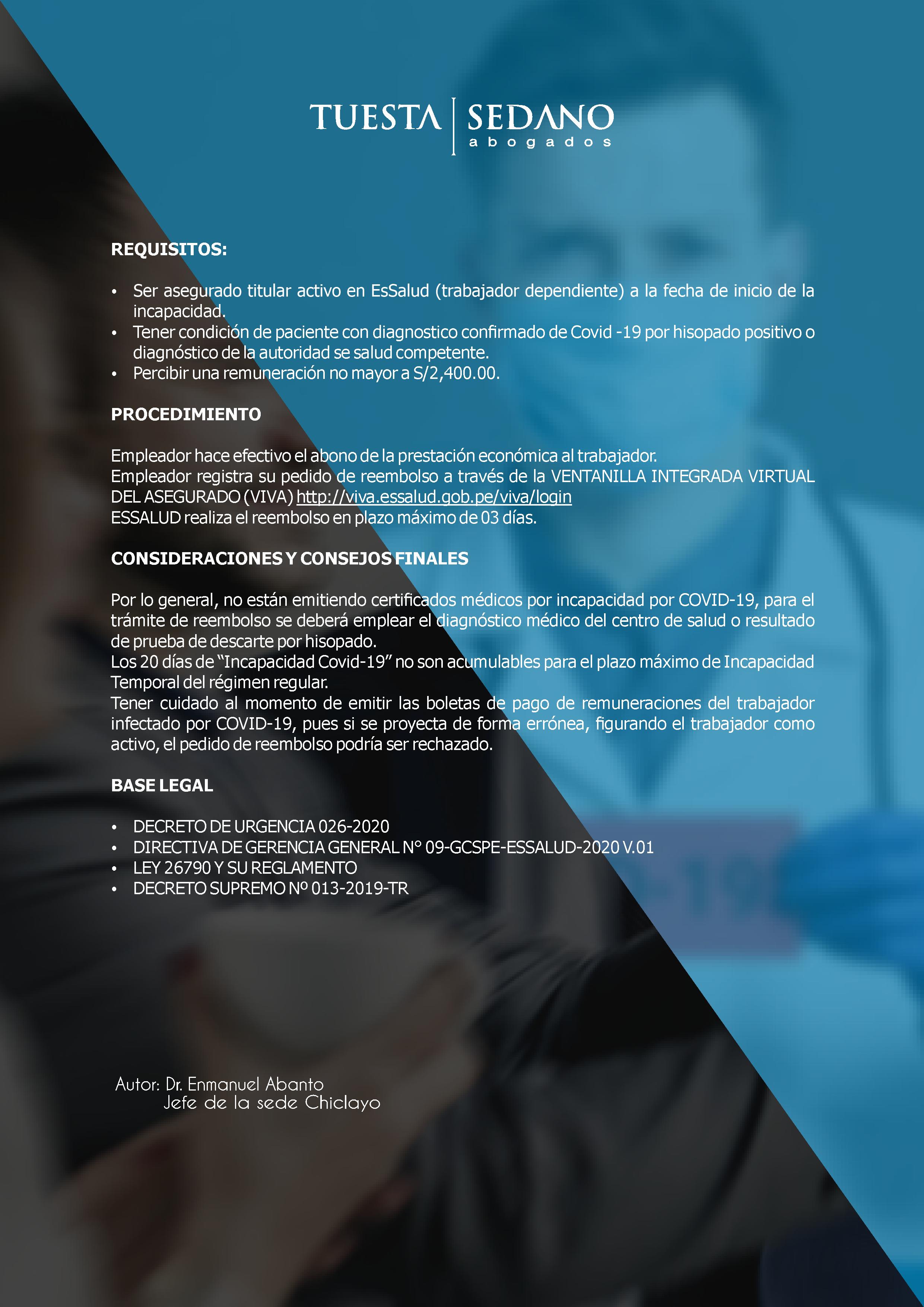 3-SUBSIDIO EXCEPCIONAL DE INCAPACIDAD TEMPORAL POR COVID -19